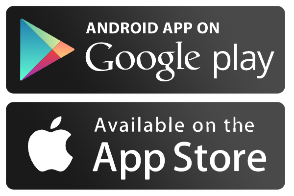 App Store and Play Store1