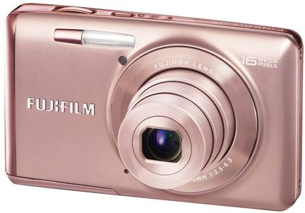 Fujifilm FinePix JX700 Digital Camera