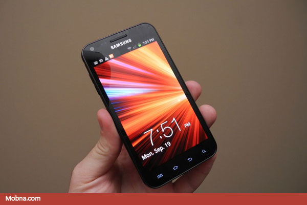 Galaxy S2 Epic 4G Touch