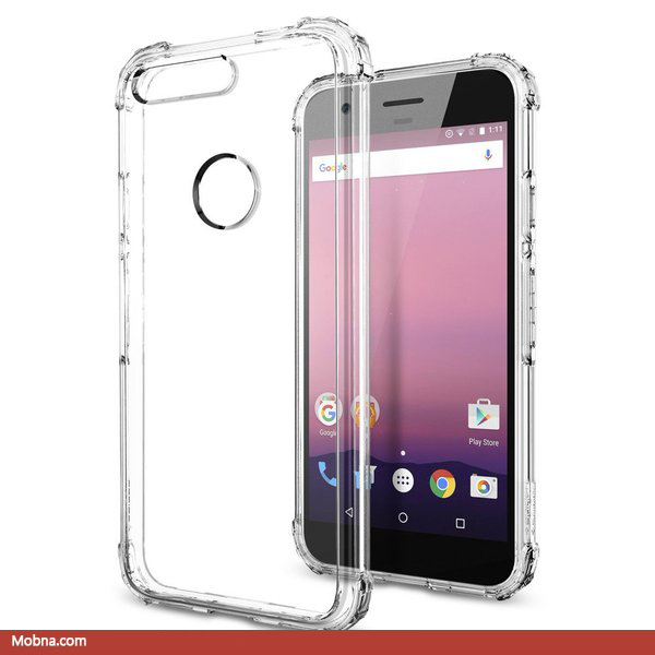 ۲-crystal-shell-google-pixel-case