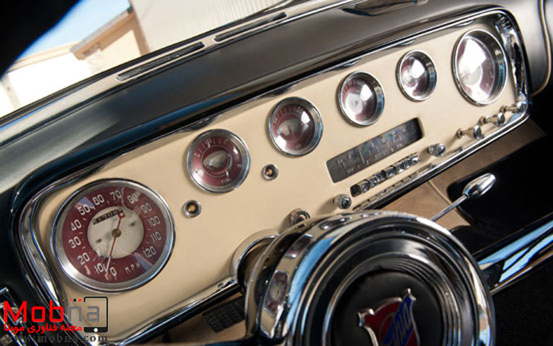 ۱۹۵۳_ghia_chrysler_d-elegance_interior_darin_schnabel_rm_auctions_03