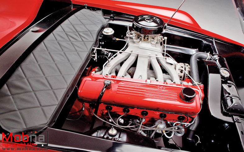 ۱۹۶۰-plymouth-xnr-concept-car-engine