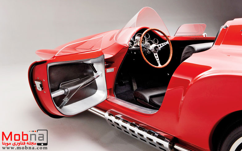 ۱۹۶۰-plymouth-xnr-concept-car-interior-door-panel