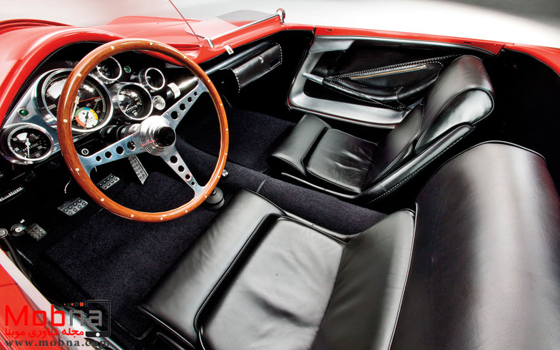 ۱۹۶۰-plymouth-xnr-concept-car-interior
