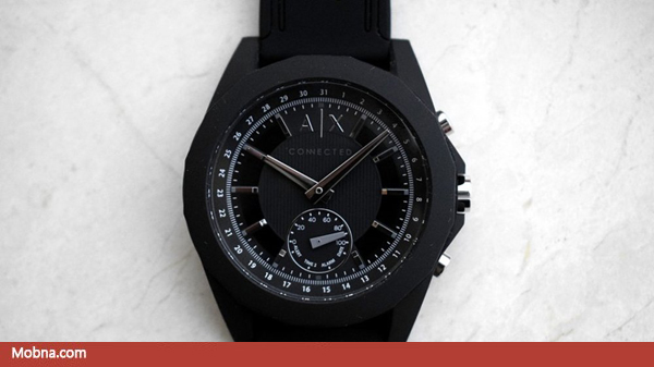 ۲- AX-Connected-smartwatch
