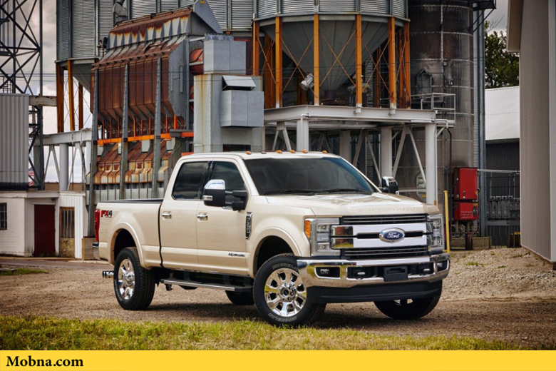 ۱-the-2017-ford-f-series-super-duty-starts-at-32535-and-is-350-pounds-lighter-than-its-predecessor-the-f-250-comes-with-a-conventional-towing-capacity-of-18000-pounds