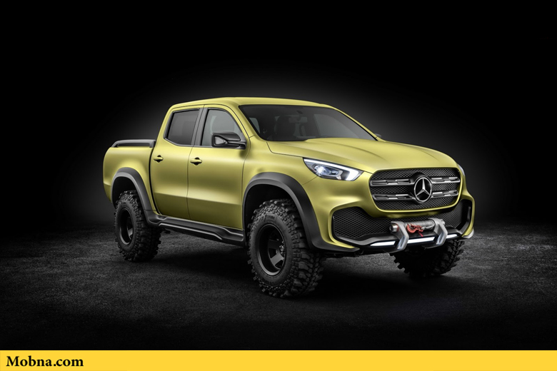۱۷-Mercedes-Benz-X-Class-Powerful-Adventurer-04